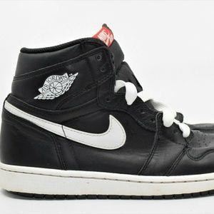Air Jordan 1 Retro Yin Yang Black White